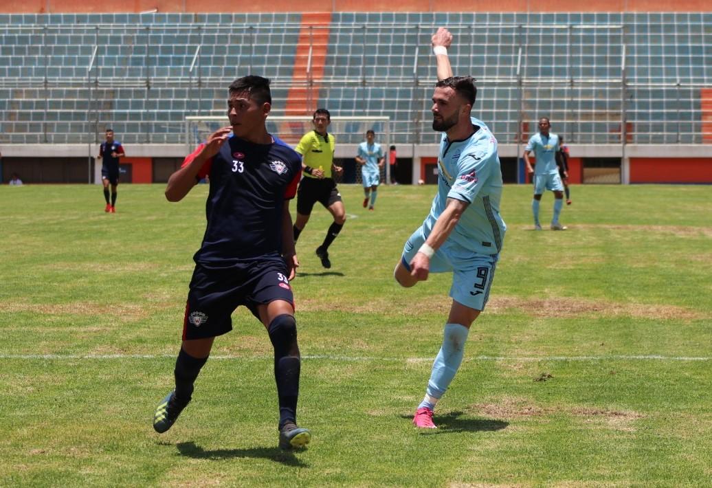 Buen debut en Bolívar: Sadiku se presenta con dos goles y una asistencia - PREMIUM BOLIVIA